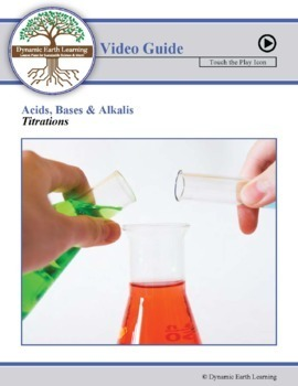 (Chemistry)  TITRATIONS - FuseSchool - Video Guide