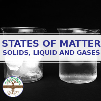 (Chemistry) States of Matter -  Solids, Liquids and Gases