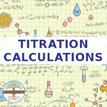 (Chemistry) TITRATION CALCULATIONS - FuseSchool - Video Guide