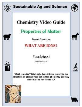 (Chemistry) WHAT ARE IONS? - FuseSchool - Video Guide