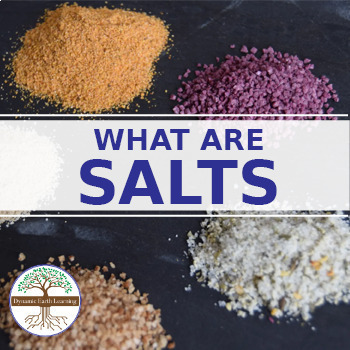 (Chemistry) WHAT ARE SALTS - FuseSchool - Video Guide