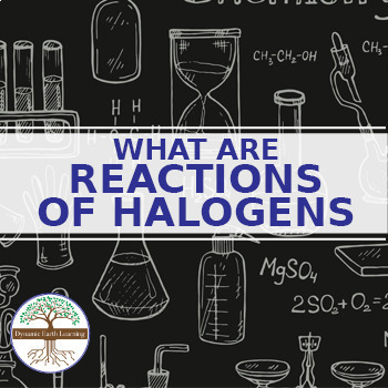 (Chemistry) WHAT ARE THE REACTIONS OF HALOGENS- Periodic Table- FuseSchool