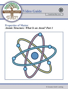 (Chemistry) WHAT IS AN ATOM - PART 1 - FuseSchool - Video Guide