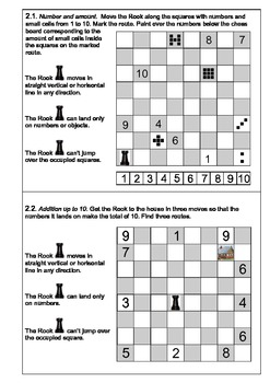 """"""" Chess and Maths """". Part 2"""