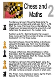 """ Chess and Maths "". Part 2"