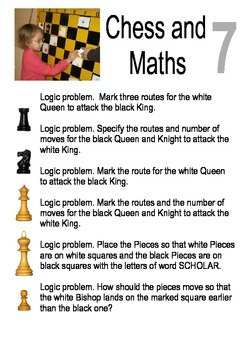 """"""" Chess and Maths """". Part 7"""