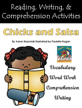 """""""Chicks and Salsa"""" Activities for Guided Reading, Center, or Follow Up"""