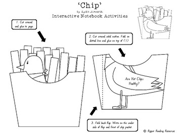 """Chip"" by Kylie Howarth - HOT Reading Comprehension Resources"