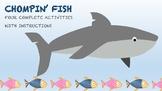 **Chompin' Fish Activity**