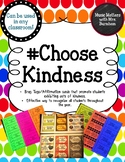 #Choose Kindness affirmation cards