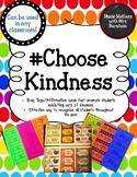 #Choose Kindness affirmation cards