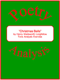 """Christmas Bells"" by Henry Wadsworth Longfellow--Poetry Tone Analysis Exercise"