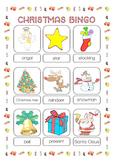# Christmas Bingo