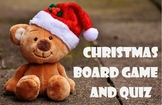 ~ Christmas Board Game and Quiz ~