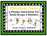 """Christmas Carol!"" ~ A Christmas-Themed DIGRAPH Phonics Game"
