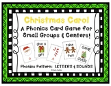 """Christmas Carol!"" - A Christmas Themed LETTER-SOUND Phoni"