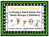 """Christmas Carol!"" - A December CONSONANT BLENDS Phonics C"