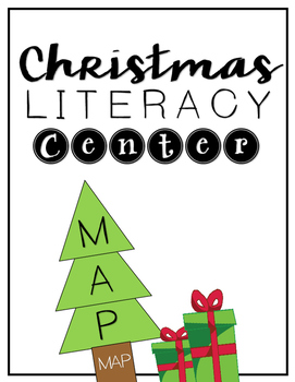 // Christmas // Literacy Center