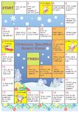 # Christmas Speaking Board Game