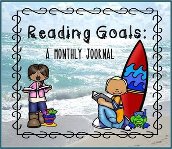Beach Themed Reading Tools ~ Bundle