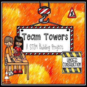 #ChristmasInJuly  ~ STEM Project ~ Engineering Team Towers