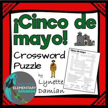 ¡Cinco de mayo! Crossword Puzzle for the Battle of Puebla