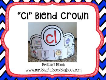 """Cl"" Blend Crown"