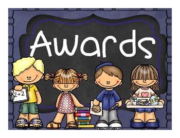 ***Class Awards***