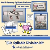 -Cle Syllable Division Kit