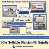 -Cle Syllable Division Kit Bundle