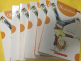 """""""Clementine"""" books, by Sara Pennypacker - Literature Circle Set"""