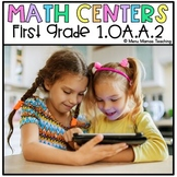 "Digital Math Center: Click and ""Chews"" Grade 1.OA.A.2"
