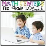 "Digital Math Center: Click and ""Chews"" Grade 1.OA.C.5"