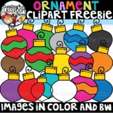 Ornament Clipart Freebie- Creating4 the Classroom