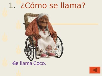 """""""Coco""""- 20 Questions PPT Game"""