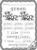 {{Color and Count: A Color Recognition and Handwriting Activity}}