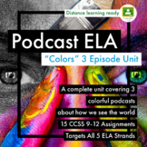 """Colors"" by Radiolab - 3 Podcasts - 15 Assignments - Targe"