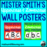 *Combo* Uppercase and Lowercase Wall Posters (52 pages) *P