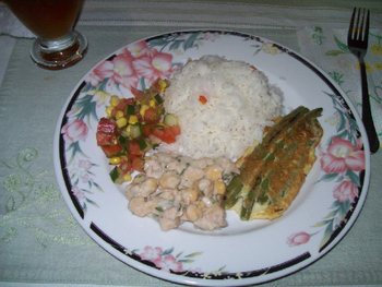 """Comidas de Costa Rica"": Spanish Food PowerPoint & Lesson"