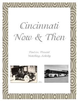 * Common Core * Past vs. Present - Cincinnati Now & Then