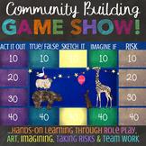 No-Prep Community Building Back to School Quiz Show: Team Building Lesson