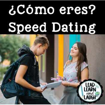 ¿Cómo eres? Speed Dating