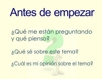 ¿Cómo escribir un ensayo? (How to write an essay in Spanish?)