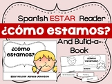 ¿Cómo estamos? Spanish Verb Estar Emotions Reader & Build-A-Book