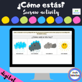 ¿Cómo estás? How are you? (distance learning Seesaw)