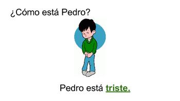 ¿Cómo estás? -  Practice with the verb 'estar' - Spanish