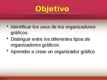 `¿Cómo hacer un organizador gráfico?