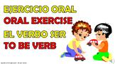 ¿Cómo se dice....? / El verbo SER en español. Actividad Oral