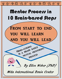 ! Complete Mentor Program in 10 No Prep Tasks