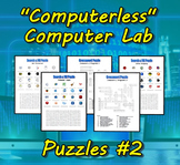 """Computerless"" Computer Lab Puzzles #2"